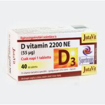 JUTAVIT D-Vitamin 2200 NE 40 db