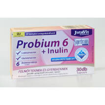 JUTAVIT Probium 6+Inulin kapszula 30 db