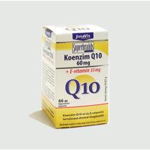 JUTAVIT Koenzim Q10+E-vitamin kapszula 60+60 db