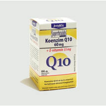 JUTAVIT Koenzim Q10+E-vitamin kapszula 66 db
