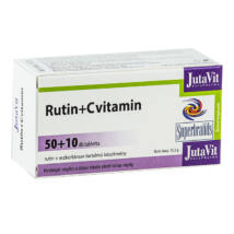 JUTAVIT Rutin+C-vitamin tabletta 60 db