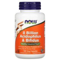 NOW Acidophilus & Bifidus kapszula 60 db