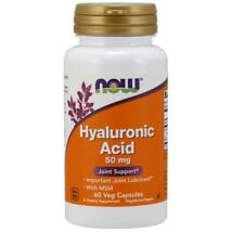 NOW Hyaluronic Acid kapszula 60 db