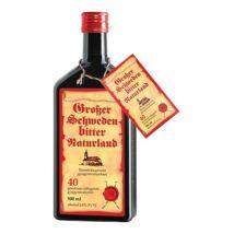 Naturland Svédcsepp 1% alkohollal, 40 gyógynövénnyel 500 ml
