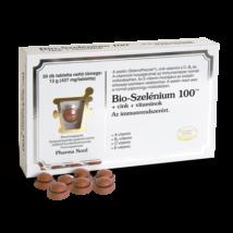 Pharma Nord Bio Szelénium 100+Cink+Vitaminok 30 db
