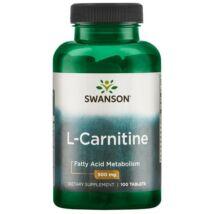 SWANSON L-Carnitine tabletta 100 db