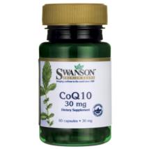 SWANSON Q10 koenzim kapszula 60 db