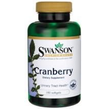 SWANSON Cranberry kapszula 180 db