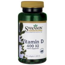 SWANSON D-Vitamin kapszula 250 db