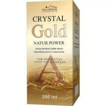 CRYSTAL GOLD Arany kolloid 200 ml