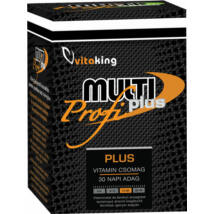 VITAKING Profi Multi Plus vitamincsomag 30 napra