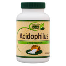 Vitamin Station Acidophilus kapszula 100 db