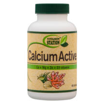 Vitamin Station Calcium Active tabletta 100 db