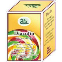 ZAFIR Diazulin kapszula cukorbetegeknek 60 db