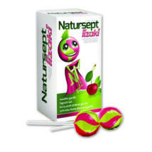 Natur-Sept Lollipops Köhögés elleni nyalóka gyerekeknek 6 db