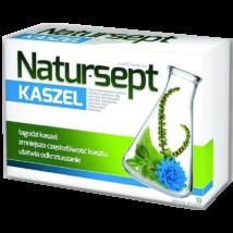 Natur-Sept Kaszel Köhögés elleni szopogató tabletta 18 db