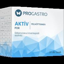 Progastro Aktív élőflórát tartalmazó por 31 tasak