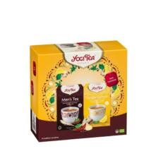 YOGI BIO Férfi harmónia tea ajándék szett 2x17 filter