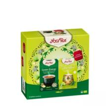 YOGI BIO Frissítő kényeztetés tea ajándék szett 2x17 filter