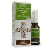 AROMAX Antibacteria levegőillatosító spray citrom-fahéj 20 ml