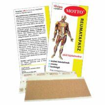 MOTTO Reumatapasz sárga 2 db