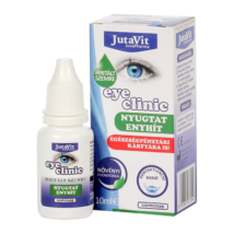 JUTAVIT Eyeclinic Szemcsepp Irritált szemre 10 ml