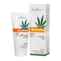 Cannaderm Thermolka Melegítő Gél 200 ml