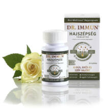 Dr. IMMUN Hajszépség tabletta 30 db