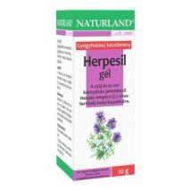 NATURLAND Herpesil gél 10 g