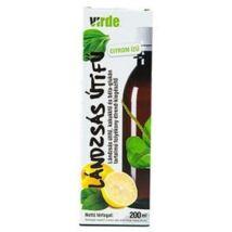 VIRDE Lándzsás Útifű Folyékony Étrend-Kiegészítő 200 ml
