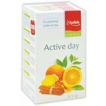 APOTHEKE Aktív Nap Fűszeres Máté Tea 20 filter