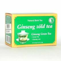 Dr. Chen Ginseng Zöld tea 20 filter