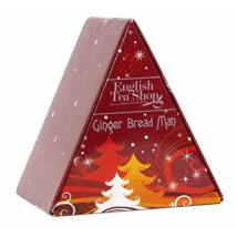 ETS 6 Piramis Mézeskalácsos bio ajándék teabox 6 filter