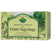 HERBÁRIA Fehér fagyöngy tea 20 filter