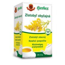 HERBEX Közönséges Aranyvessző tea 20 filter