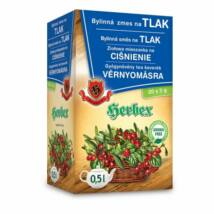 HERBEX Gyógynövény teakeverék Vérnyomásra 20 filter