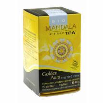 MANDALA BIO filteres tea Golden Aura 20 filter