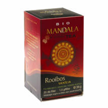 MANDALA Bio filteres tea Rooibos Vanília 20 filter