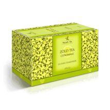 MECSEK Zöld tea citrommal 20 filter