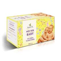 MECSEK Baby tea 20 filter