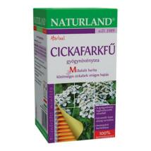 NATURLAND Cickafarkfű tea 25 filter