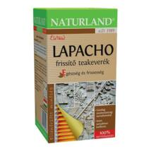 NATURLAND Lapacho tea 20 filter