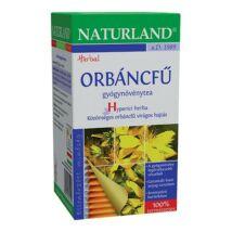 NATURLAND Orbáncfű tea 25 filter