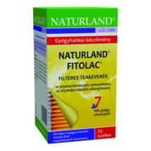 NATURLAND Fitolac tejserkentő tea 25 filter