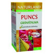 NATURLAND Prémium Puncsos gránátalma tea 20 filter