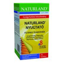 NATURLAND Nyugtató tea 25 filter