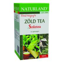 NATURLAND Zöld tea Szűztea 20 filter