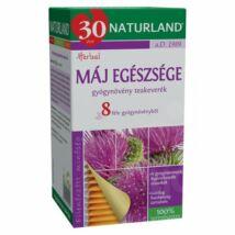 NATURLAND Máj egészsége teakeverék 25 filter