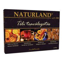 NATURLAND Téli tea válogatás 30 filter