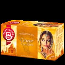 TEEKANNE Gyömbéres-Kurkuma tea 20 filter